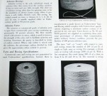 Asbestos rope and yarn advertisement