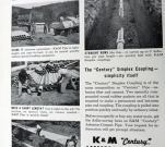 Asbestos cement pipe advertisment