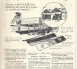 Galbestos - asbestos coated metal roof sheets
